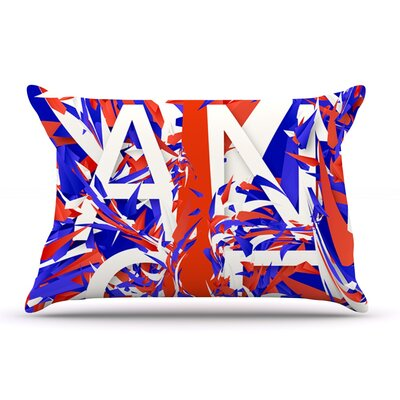 Danny Ivan France World Cup Pillow Case