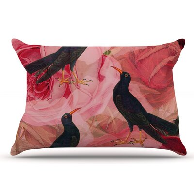 Suzanne Carter Song Bird Cush Pillow Case