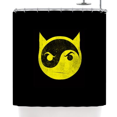 Frederic Levy-Hadida Bat Yin Shower Curtain