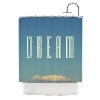 Dream Print Shower Curtain