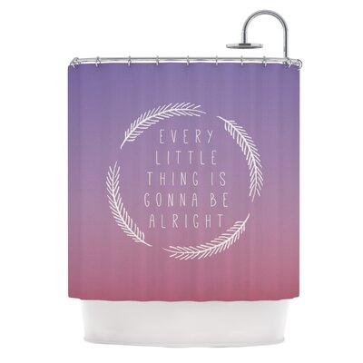 Little Thing Shower Curtain