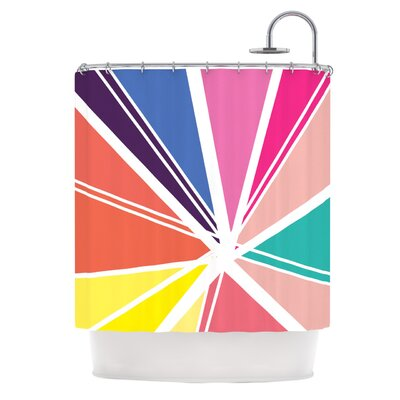 Boldly Bright Shower Curtain