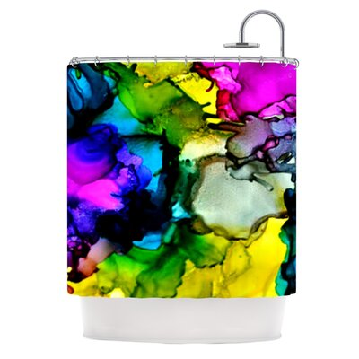 A Little Out There Shower Curtain