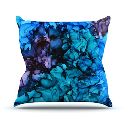 Lucid Dream Throw Pillow Size: 18 H x 18 W