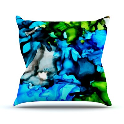 Chesapeake Bay Throw Pillow Size: 18 H x 18 W