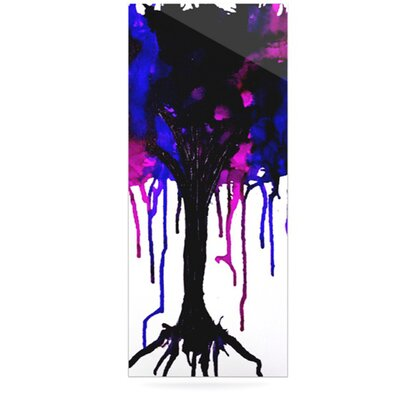 Weeping Willow by Claire Day Graphic Art Plaque Size: 21
