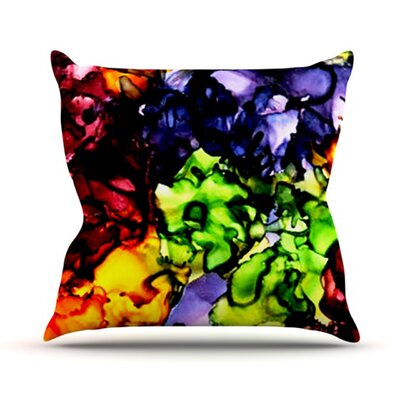 Teachers Pet Throw Pillow Size: 16 H x 16 W