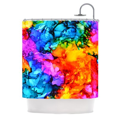Sweet Sour II Shower Curtain