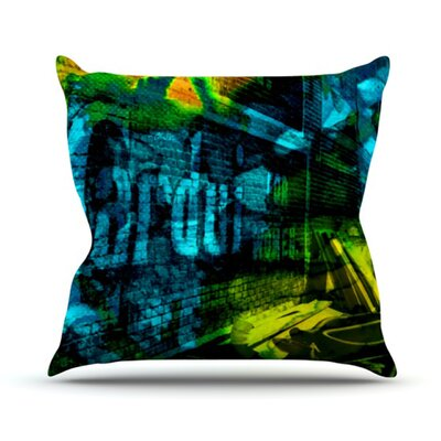 Radford Throw Pillow Size: 18