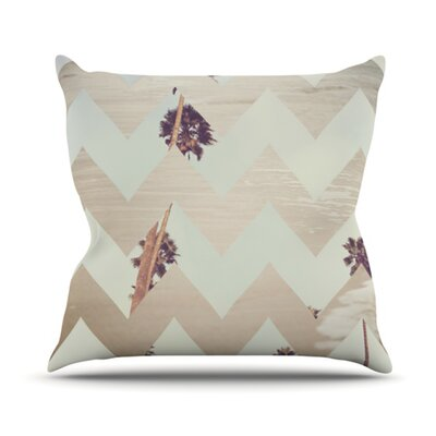 Oasis Throw Pillow Size: 18 H x 18 W
