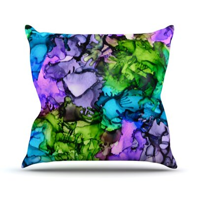 Cellar Door Throw Pillow Size: 18 H x 18 W