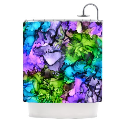 Cellar Door Shower Curtain