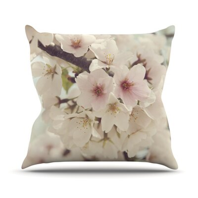 Divinity Throw Pillow Size: 20 H x 20 W