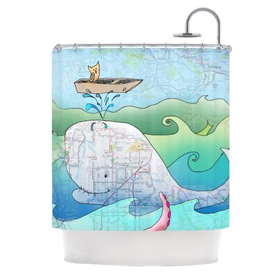 Im on a Boat Shower Curtain