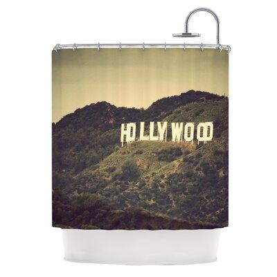 Hollywood Shower Curtain