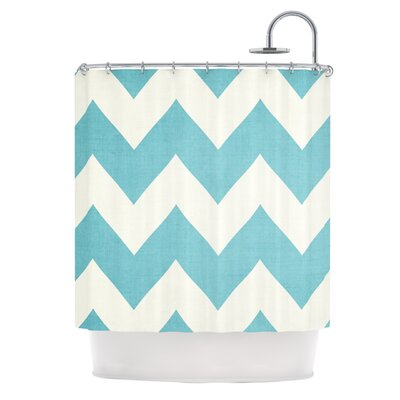Salt Water Cure Shower Curtain