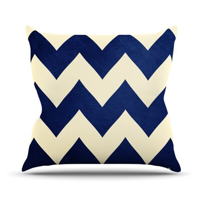 Fleet Week Throw Pillow Size: 20 H x 20 W