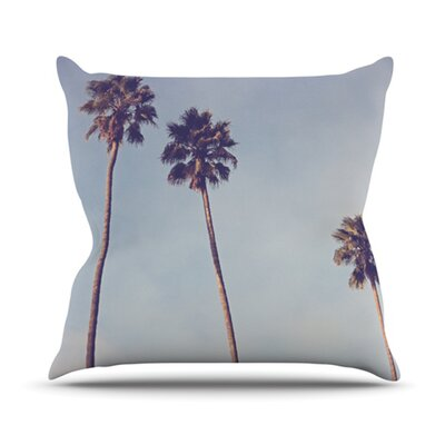 Sunshine and Warmth Throw Pillow Size: 18 H x 18 W