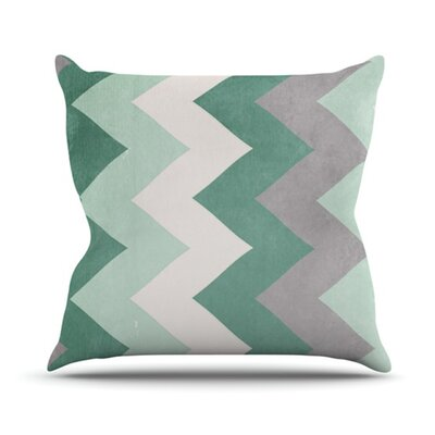 Winter Throw Pillow Size: 16 H x 16 W