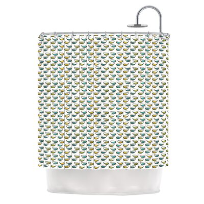 Spring Stem Shower Curtain