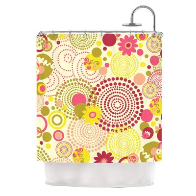 Poa Shower Curtain