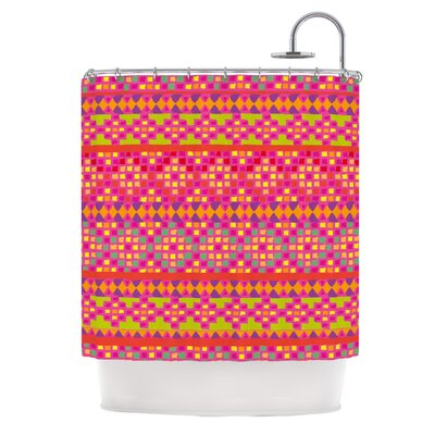 Mexicalli Shower Curtain