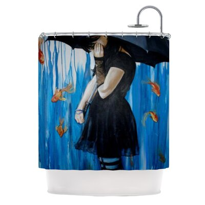 Sink or Swim Shower Curtain