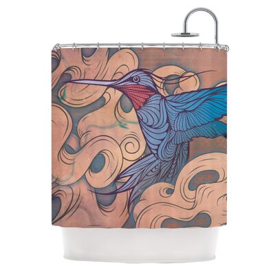 Aerialism Shower Curtain