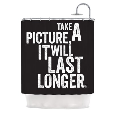 Take a Picture Shower Curtain