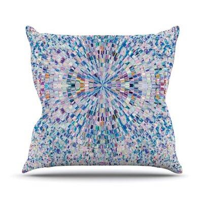"""Kess InHouse Looking Throw Pillow - Size: 26"""" H x 26"""" W x 5"""" D"""