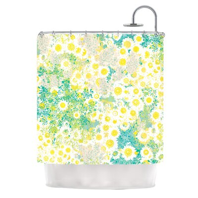 Myatts Meadow Shower Curtain