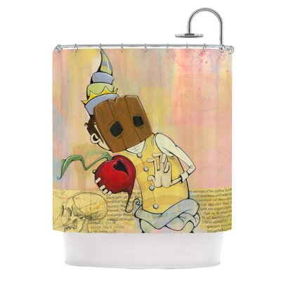 Thalamus Shower Curtain