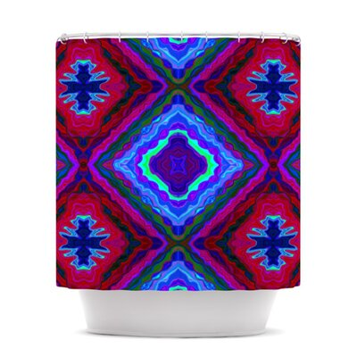 Kilim Shower Curtain