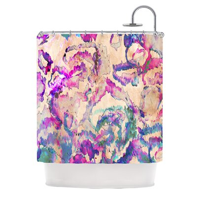 Weirdi Kat Shower Curtain