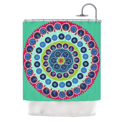 Surkhandarya Shower Curtain