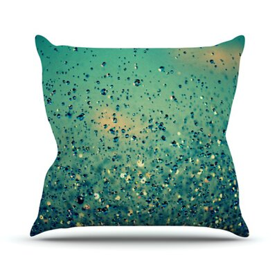 Lullaby, Close Your Eyes Throw Pillow Size: 18 H x 18 W