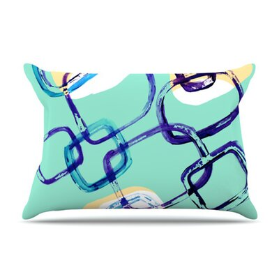 Sixties Exposure Pillow Case Size: Standard