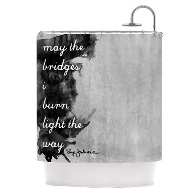 Bridges Shower Curtain