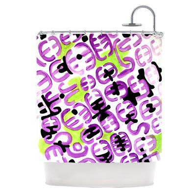 Shower Curtain Color: Theodoras Mood