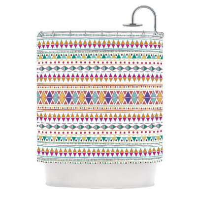 Native Fiesta Shower Curtain