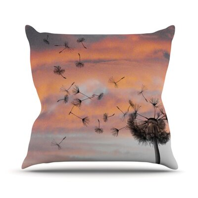 Dandy Throw Pillow Size: 16 H x 16 W