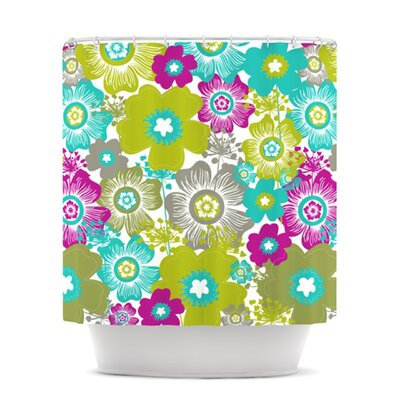 Little Bloom Shower Curtain