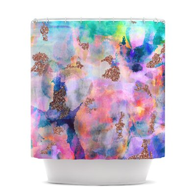 Sparkle Mist Shower Curtain