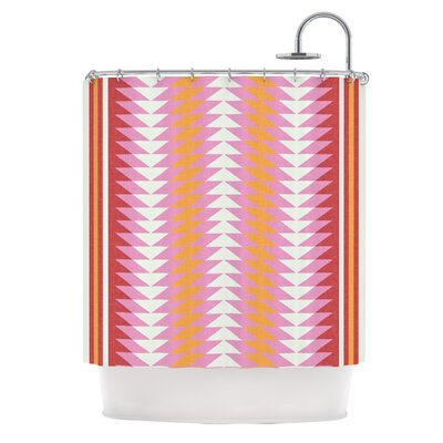 Bomb Pop Shower Curtain