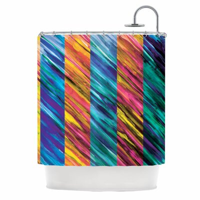 Set Stripes I Shower Curtain