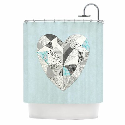 Comheartment Shower Curtain