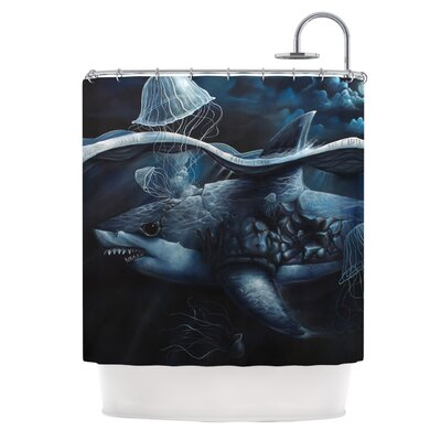 Invictus Shower Curtain