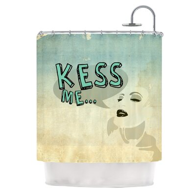 Kess Me Shower Curtain