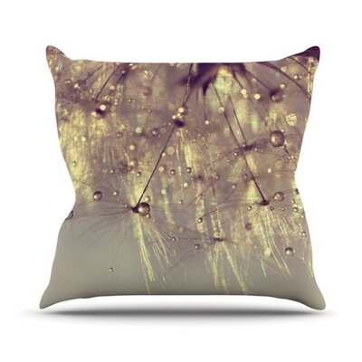 Sparkles Throw Pillow Size: 26 H x 26 W