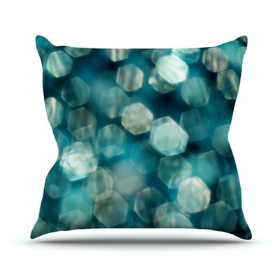 Shades Throw Pillow Size: 18 H x 18 W